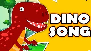 Dinosaur Song | Original Nursery Rhymes For Kids | Cartoon Videos For Babies by Kids Tv