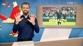 FIFA WC 2018 - ARG vs. CRO – for Deaf and Hard of Hearing - International Sign