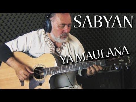 Ya Maulana Sabyan Igor Presnyakov Fingerstyle Guitar Cover