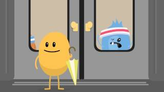 Dumb Ways to Die - Avoid running in the station