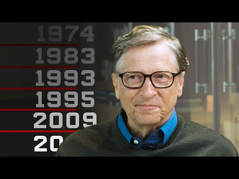 Xxx Mp4 Bill Gates Breaks Down 6 Moments From His Life WIRED 3gp Sex