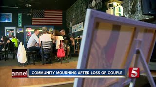 Community Mourns Couple Killed Months Apart