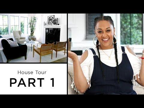 Tia Mowry s House Tour Part 1 Quick Fix
