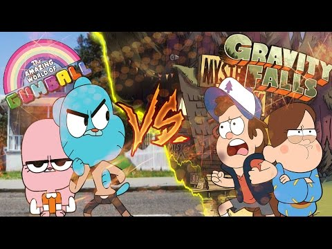 Xxx Mp4 Dipper Pines VS Gumball Watterson World Battle Rap Tyrone KF 3gp Sex