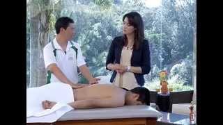 Aprenda como fazer uma massagem relaxante