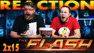 The Flash 2x15 REACTION!!