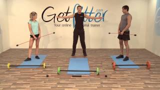 Legs Bums and Tums Workout 1