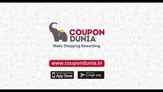 CouponDunia - How Cashback Works