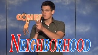 Killer Mr. Rogers (Stand Up Comedy)