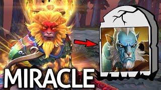 Miracle- Dota 2 [Monkey King] Battle Fury Build