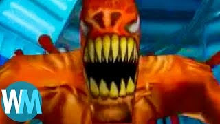 Top 10 Scariest Moments in Games for Kids
