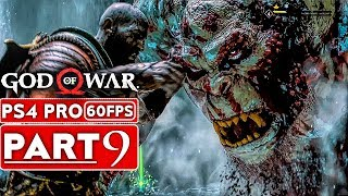 GOD OF WAR 4 Gameplay Walkthrough Part 9 [1080p HD 60FPS PS4 PRO] - No Commentary