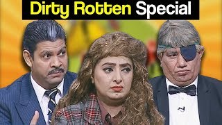 Khabardar Aftab Iqbal 8 October 2017 - Dirty Rotten Scoundrels Special - Express News