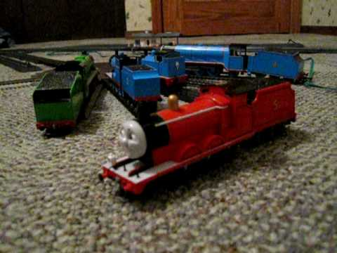 Bachmann James Review and Run