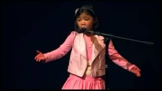 Angelica Hale vs Jeffrey Li  -  You raise me up