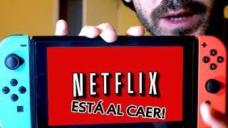 YOUTUBE Y NETFLIX SE VIENEN A NINTENDO SWITCH? Hulu ya disponible!