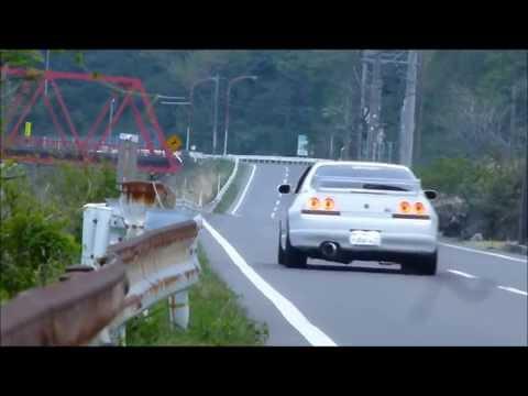 スカイラインGT-R (BCNR33) 加速 Acceleration