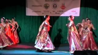 Bollywood dancing from Film Devdas - Dola Re Dola