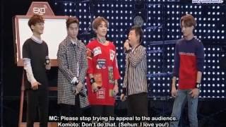 [ENG SUB] EXO-L Japan Fanmeeting (part2)