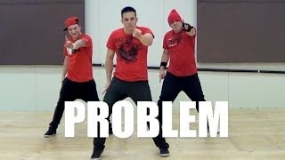 PROBLEM - Ariana Grande Dance Choreography | Jayden Rodrigues NeWest