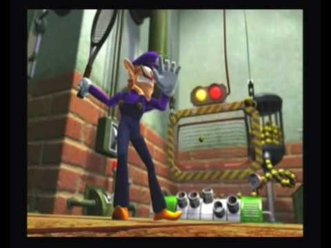 Mario Power Tennis Intro Nintendo Gamecube Pal Version