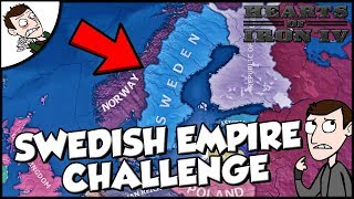 Hearts of Iron 4 HOI4 Sweden Controls the Baltic Challenge