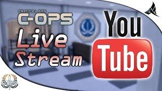 Critical Ops Live #18 iGX Civil War (720P 60 FPS)