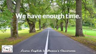 Learn English Phrases - 31- Learn English in Hamza's Classroom - Let's Learn English