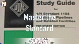 api 1104 study set