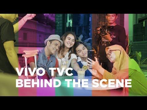 Aaliyah Massaid - Vivo TVC (Behind The Scene)