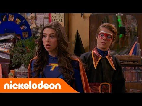 Danger & Thunder | L'incontro con Phoebe | Nickelodeon