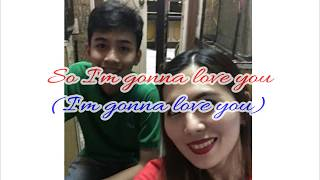 Like I'm gonna lose you Lyrics - Aldrich and Duday Ang