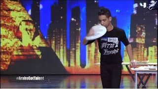 Arabs Gots Talent S4 - Abdelouahab Alegria عبد الوهاب الجزائر