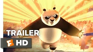 Kung Fu Panda 3 Official Trailer #3 (2016) - Jack Black, Angelina Jolie Animated Movie HD