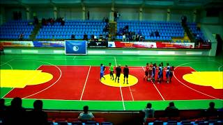 Futsal goalkeeper highlights