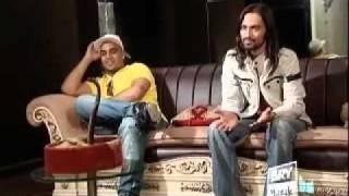 Mountain Dew DARE TO ROCK THE AMPLIFIER Imran Khan & Waqar Zaka part7