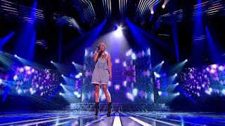 Jade Ellis sings for survival - Live Week 4 - The X Factor UK 2012