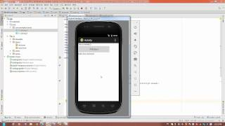 Android  multiple Activities Application
