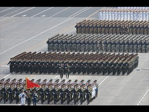 watch Chinese Military Parade