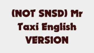MR TAXI ENGLISH VERSION