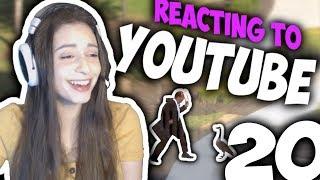 Sweet Anita Tourettes - YouTube Reactions #20