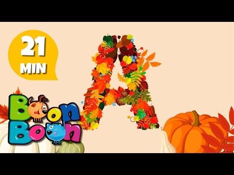 A a a acum e toamnă da Cântece de toamnă pentru copii BoonBoon