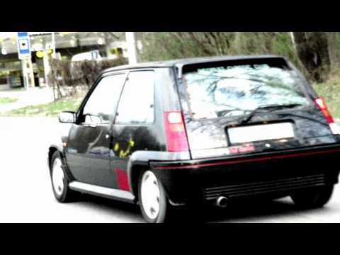 Renault 5 GT Turbo II