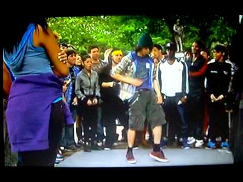 Ela dança eu danço 3D Mooze Vs. Kit Darkness Dança no Parque