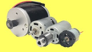 8 DIY INVENTIONS IDEAS !!!  with DC Motor