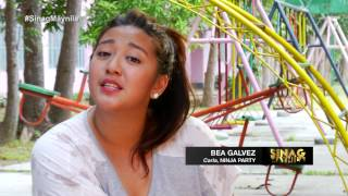 Bea Galvez Invitation for Sinag Maynila