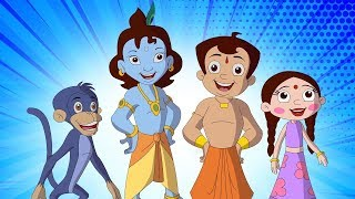 Chhota Bheem aur Krishna - Journey To Manikdesh