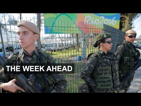 Rio Olympics, UK rate decision | Week Ahead
