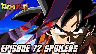 Dragon Ball Super Episode 72 Spoilers