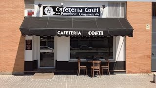 Cafeteria Costi - Panaderia, Confitería